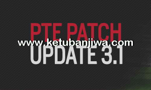 PES 2017 PTE Patch 3.1 Update Fix Ketuban Jiwa