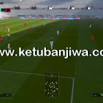 PES 2017 Realistic Turf – HD Pitch by TeKo