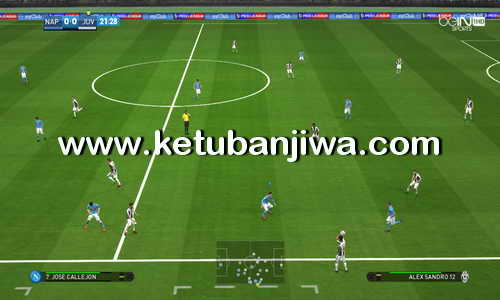 PES 2017 Scoreboard Pack Season 16-17 Vol 2 by Akraminho Ketuban Jiwa