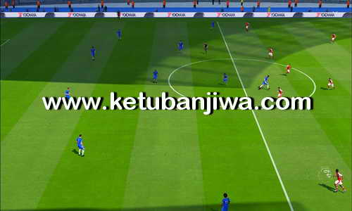 PES 2017 Unreal Pitch + Fog Mod & Heavy Rain For Donyavia Stadium Repack Ketuban Jiwa