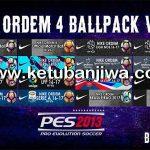 PES 2013 Nike Ordem 4 Ballpack 2.0 by Goh125