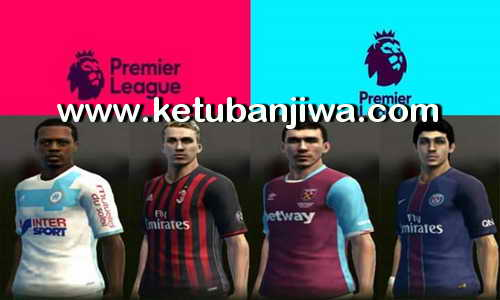 PES 2013 Option File Premier League + Transfer Update 29 January 2017 by Adil Tri Pamungkas Ketuban Jiwa