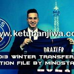 PES 2013 Option File Update Transfer 14/01/2017