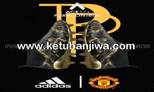 PES 2017 Adidas ACE 17+ PureControl Pogba Capsule Boots Collection by Wens Ketuban Jiwa