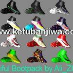 PES 2017 Beautiful Bootpack by Ali ZIKZAK