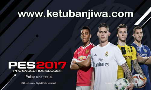 PES 2017 FIFA Dark Theme Graphic Mod by Asemarema Ketuban Jiwa