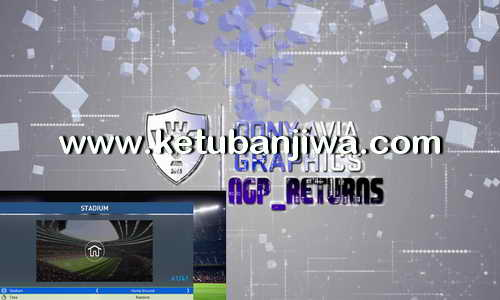 PES 2017 Fix Homeground Repack Stadium DonyAvia by Peslover Ketuban Jiwa