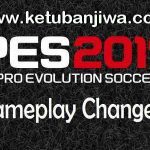 PES 2017 GamePlay Changer 1.1 by Francesco