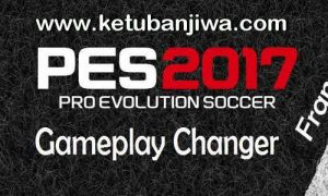 PES 2017 GamePlay Changer 1.0 by Francesco