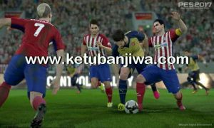 PES 2017 Hard and Easy GamePlay by Parham.8