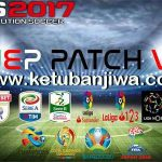 PES 2017 JEP Patch v1 + Update v1.1 For PC