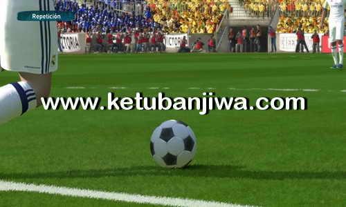 PES 2017 New HD Grass Mod by PES World Patch RL Ketuban Jiwa