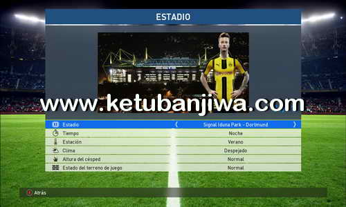 PES 2017 New HD Stadium Pack + Fix by PesWorldPatch Team Ketuban Jiwa