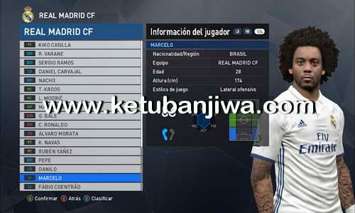 PES 2017 New TattooPack 116 Tattoos by ErickTuts Ketuban Jiwa
