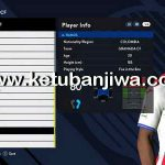 PES 2017 PTE 4.0 Option File Update 29 January 2017