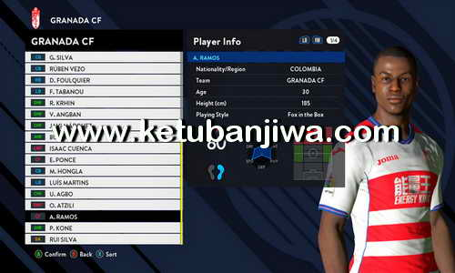 PES 2017 Option File Update 29 January 2017 For PTE Patch 4.0 by Gaplogan Ketuban Jiwa