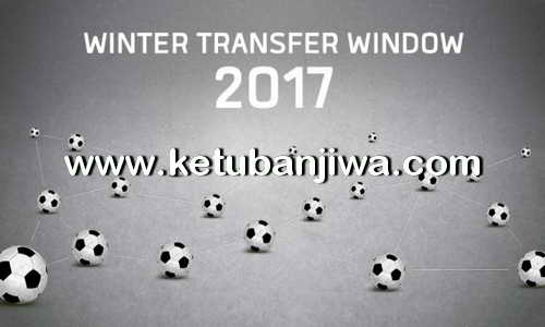 PES 2017 Option File Winter Transfer Window Update 18 January 2017 For Apocaze Patch 2.1 Ketuban Jiwa