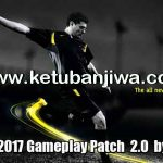 PES 2017 GamePlay Patch 2.0 by Alex