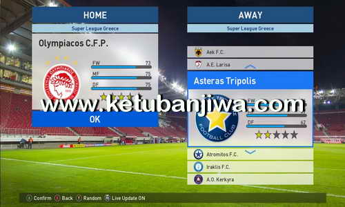 PES 2017 PES-HELLAS v1.00 + Fix Update Torrent Ketuban Jiwa