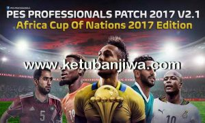 PES 2017 PES Professionals Patch 2.1 Single Link