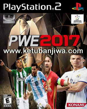 PES 2017 PS2 Final Version by Pesworldedition Ketuban Jiwa