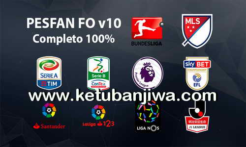 PES 2017 PS4 Option File v10 by PESFan Ketuban Jiwa