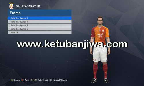 PES 2017 PTE Patch 4.0 Mini Update by Onur5 Ketuban Jiwa