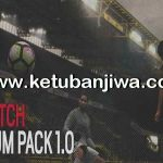 PES 2017 PTE Patch Stadium Pack 1.0 Single Link