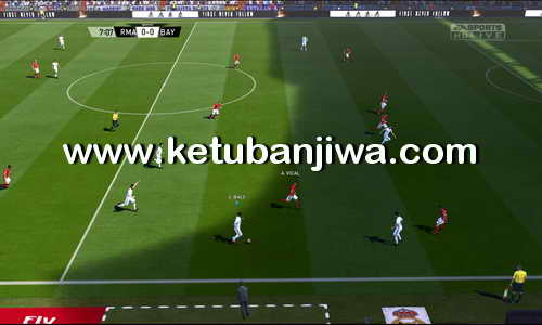 PES 2017 Scoreboard From FIFA 17 by Aziz Setiono‎ Ketuban Jiwa