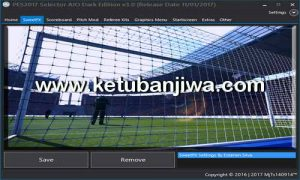 PES 2017 Selector Tool 3.0 AIO by MjTs140914