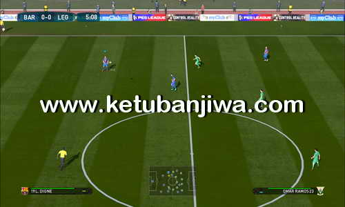 PES 2017 UHD Turfs by Various Editors Ketuban Jiwa