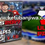 PES 2017 ULPES Patch 1.0 Single Link Torrent