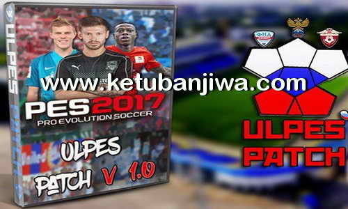 PES 2017 ULPES Patch 1.0 Single Link Torrent Ketuban Jiwa