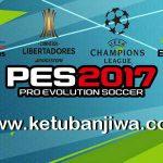 PES 2017 XBOX360 Copa Banco Pacifico + Concacaf Champions