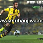 PES 2017 XBOX 360 Legends Patch 2.1 Update 23/01/2017