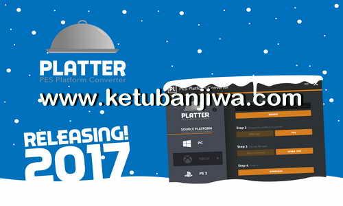 PES Platform Converter Tool Platter Beta 0.1.0.1 by Rasuna Ketuban Jiwa