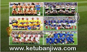 PES6 Classic Patch History of Euro+World Cup 1988-2006 by Chule & Duzizou Ketuban Jiwa