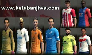 PES 2013 Full Winter Transfer Update 31 January 2017