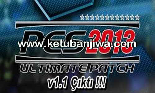 PES 2013 PES Ultimate Patch v1.1 Fix Update Season 2016-2017 Ketuban Jiwa
