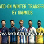 PES 2013 PESEdit 6.0 Addon Winter Transfer 2017