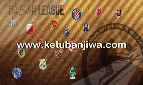 PES 2017 Balkan League 3.0 by PESBOX Ketuban Jiwa