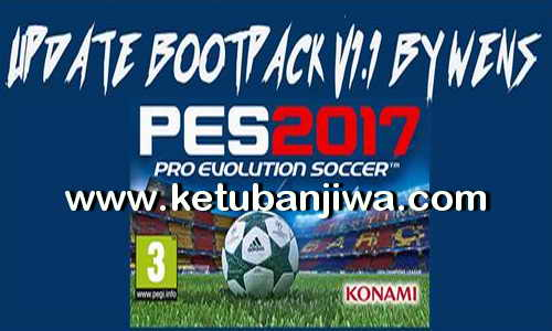PES 2017 Bootpack v1.1 Update by Wens