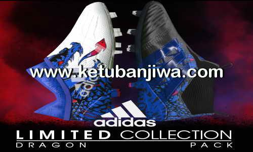 PES 2017 Boots Adidas UCL Dragon Packby Wens Ketuban Jiwa