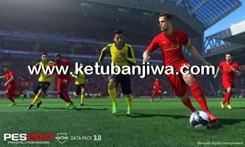 PES 2017 DLC 3.0 Fix For CPY Crack 1.04 Version by Sofyan Andri Ketuban Jiwa