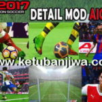 PES 2017 Detail Mod v2 AIO by Ade Vodkha