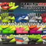 PES 2017 HD Gloves Pack 0.3 AIO by IDK