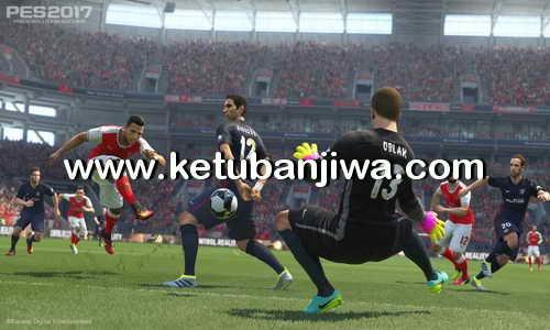 PES 2017 InMortal ProEvo Game Play Mod R9 DLC 3.0 Ketuban Jiwa