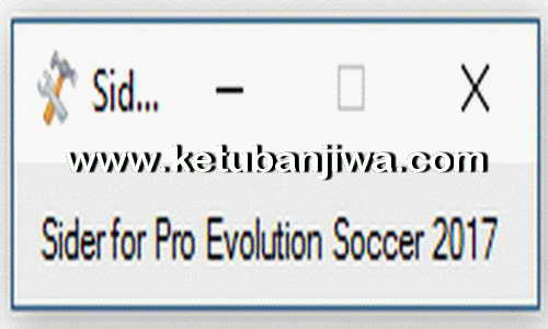 PES 2017 LiveCPK Sider Tool v3.2.1 For Patch 1.04 by Juce & Nesa24 Ketuban Jiwa