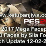 PES 2017 Mega Facepack 3360 Faces by Sila