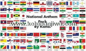 PES 2017 National Anthem Pack v3 by Kanat